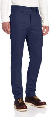 Dickies Mens WP803 Skinny Straight Fit Twill Work Pant
