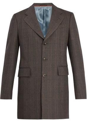 Gucci Magician Appliqué Wool Blazer - Mens - Grey