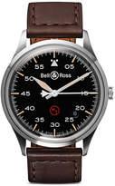 Bell & Ross BR V1~92 ミリタリー 38.5mm