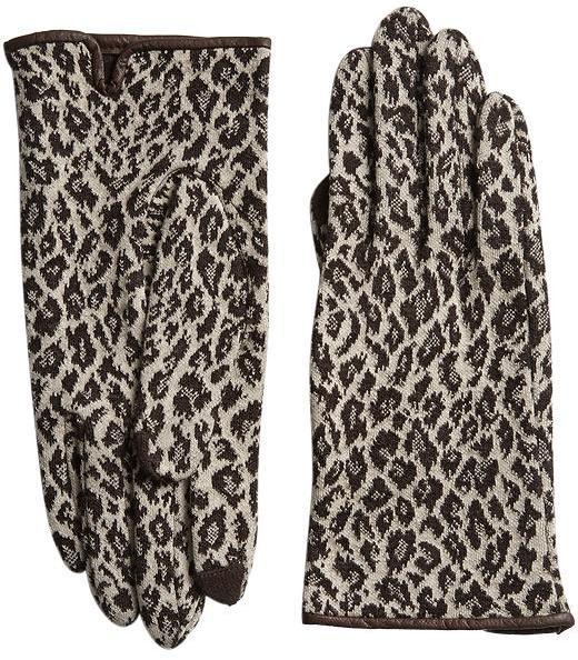 Echo Touch Cheetah Glove