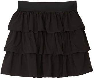 Amy Byer Iz Girls 7-16 IZ Tiered Skirt