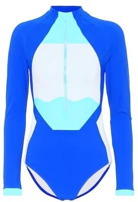 Triton Lndr Rashie stretch bodysuit
