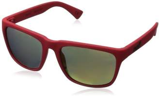 Neff Chip Sunglasses Eyewear Optics Ski Snowboard - New 2015 (Red Soft Touch)