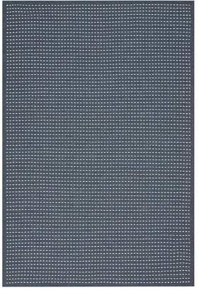 Calvin Klein Seattle CK740 Outdoor Rug Polypropylene Charcoal White M