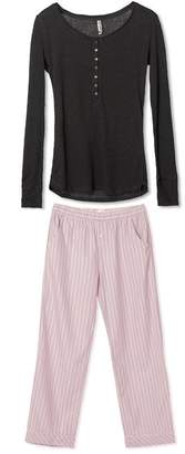Pink Label Miriam Pajama Set