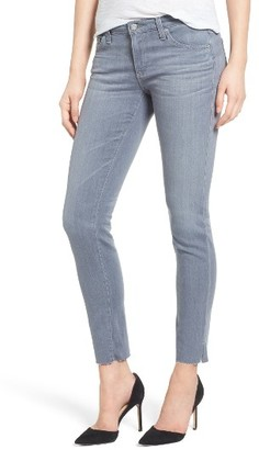 Women's Ag The Legging Ankle Super Skinny Jeans $210 thestylecure.com