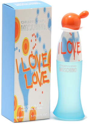 Moschino Women's I Love Love 1.7Oz Eau De Toilette Spray