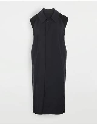 Maison Margiela Spliced Midi Dress