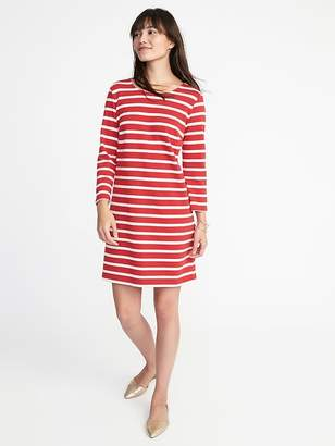 Old Navy Jersey-Knit Shift Dress for Women