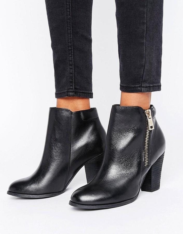 AldoALDO Side Zip Heel Boots