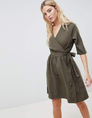 Blend She Wrap Dress
