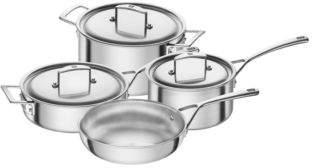 Zwilling J.A. Henckels Aurora 7-Piece Cookware Set
