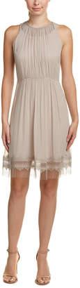 Elie Tahari Silk Shift Dress