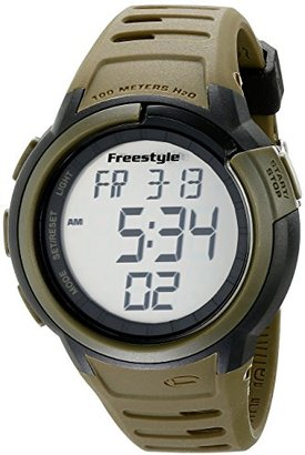 Freestyle (フリースタイル) - [フリースタイル]Freestyle 腕時計 シャーク MARINER 10気圧防水 カーキ グリーン FS10016998 メンズ 【正規輸入品】