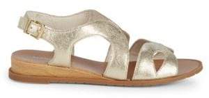 Kenneth Cole New York Metallic Sandals
