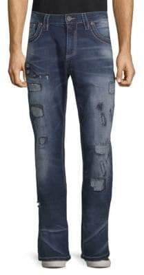 Affliction Blake Rising Distressed Jeans