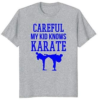 Awesome Karate Mom Shirt