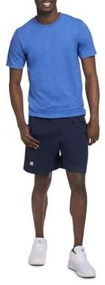 Russell Athletic Big Men's Basic Cotton Pocket Shorts