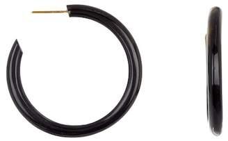 Soko Ami Horn Hoop Earrings