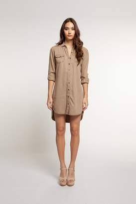 Dex Mini Shirt Dress