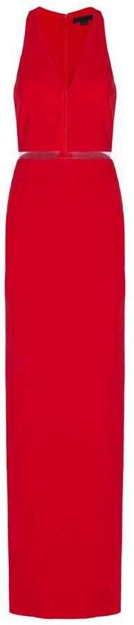 Alexander WangFishline Cutout Dress