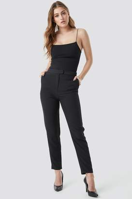 Na Kd Classic Tailored Suit Pants Black