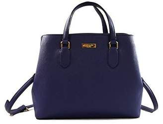 Kate Spade Laurel Way Evangelie Saffiano Leather Shoulder Bag Satchel