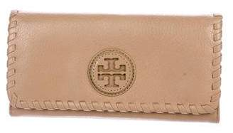 Tory Burch Marion Whipstitch Continental Flap Wallet