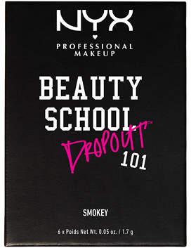 NYX Beauty School Drop Out Mini Eyeshadow Kit