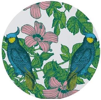 "Mozaiko Acrylic Charger Plates ""Mambo"" (Set of 4)"