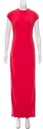 Calvin Klein Collection Maxi Sheath Dress