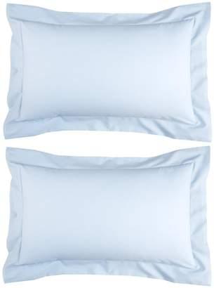 Very Non Iron Percale 180 Thread Count Oxford Pillowcases (Pair)