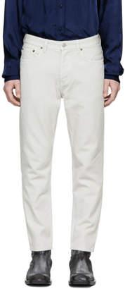 Acne Studios Grey Bla Konst River Jeans