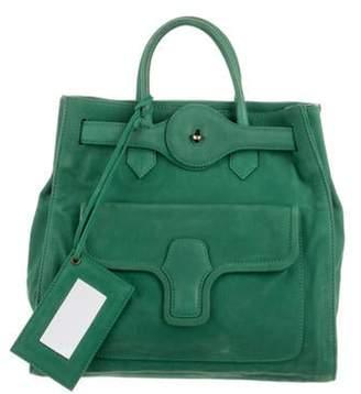 Balenciaga Nubuck Lune Bag green Nubuck Lune Bag