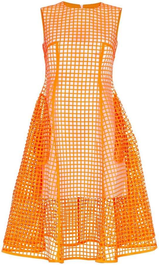 Paskal midi squared dress
