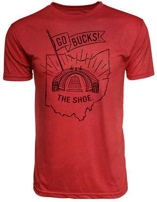 J America Men Ohio State Buckeyes Tri-Blend '68 Go Bucks T-Shirt