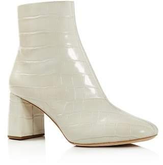 Loeffler Randall Women's Cooper Almond Toe High-Heel Booties