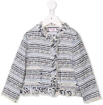Il Gufo fringe jacket