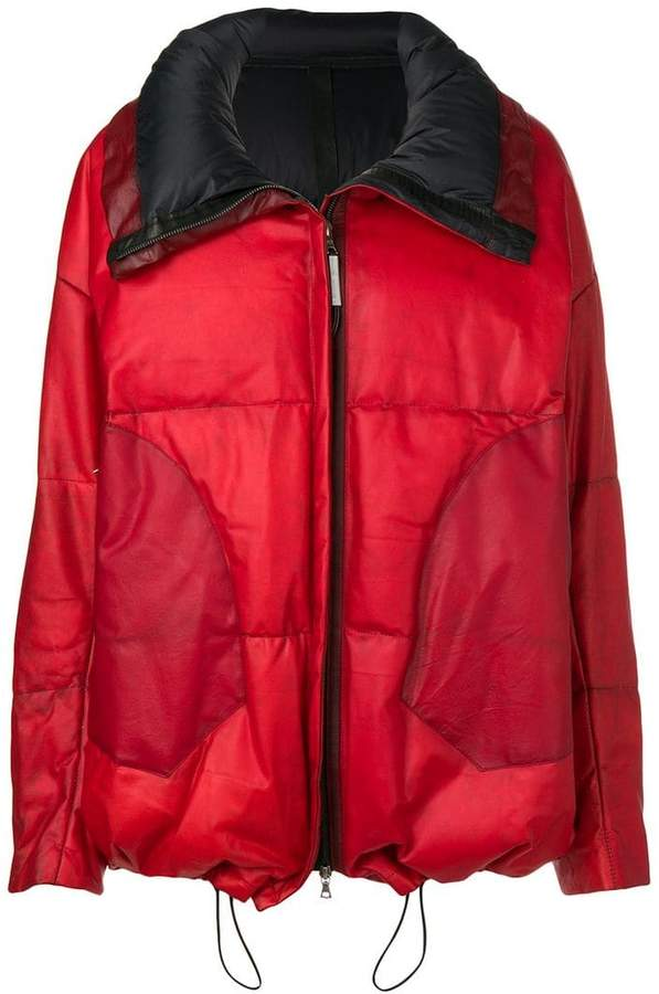Experience puffer jacket