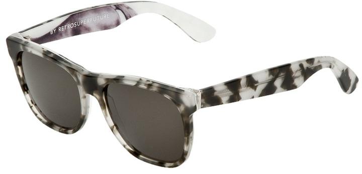 Retro Super Future 'Basic Equus' sunglasses