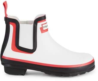 Hunter Chelsea Waterproof Rubber Rain Boots