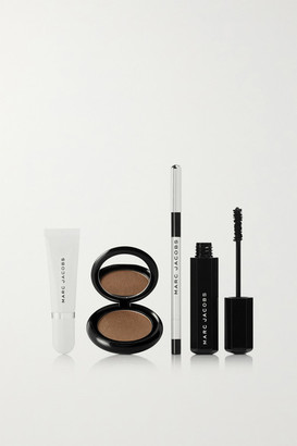 Marc Jacobs Beauty - O!mega Eyes 4-piece Beauty Bestsellers Collection - Colorless