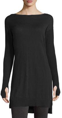 UGG Liliana Lightweight Cotton Sweater $88 thestylecure.com