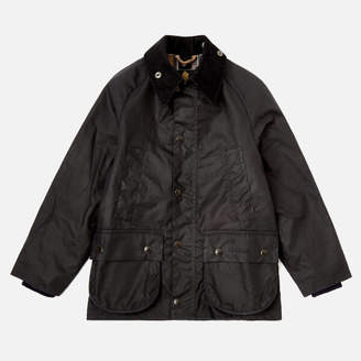 Barbour Boys' Bedale Waxed Jacket