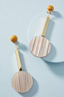 Rachel Comey Jo Circle Drop Earrings