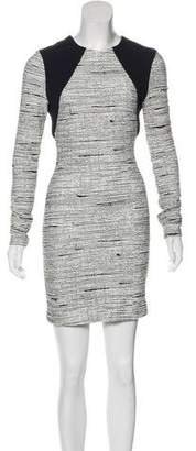 Yigal Azrouel Cut25 by Jersey Mini Dress