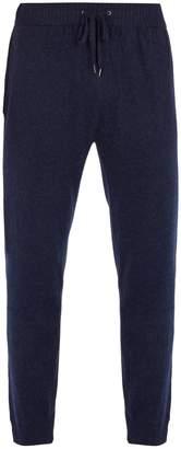 Derek Rose Finley cashmere track pants