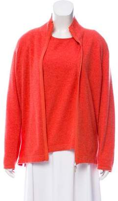 Brunello Cucinelli Cashmere Knit Cardigan Set
