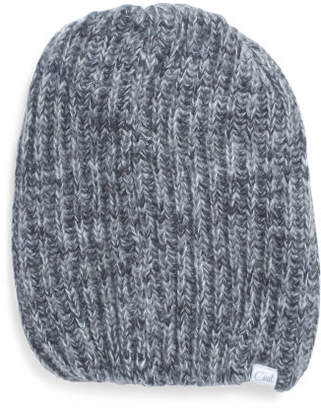 Coco Oversized Rib Knit Beanie