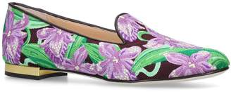 Charlotte Olympia Lilies Loafers